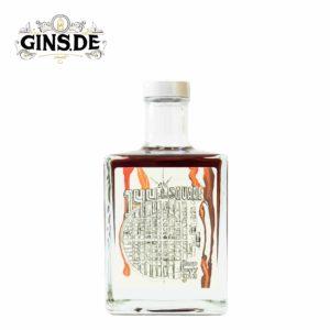 Flasche 144 Square Raspberry Gin