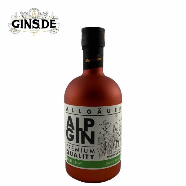 Flasche Alp Gin Heu