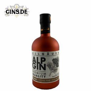 Flasche Alp Gin Zirbe
