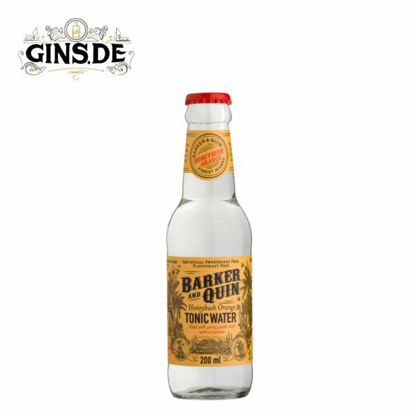 Flasche Baker an Quin Tonic Wather Honeybush