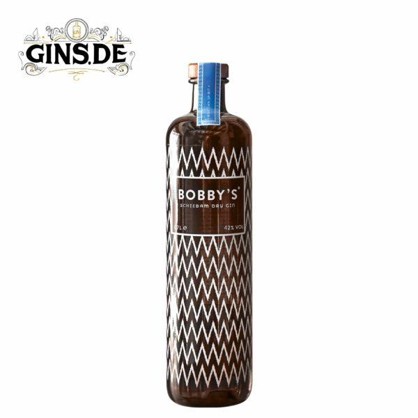 Flasche Bobbys Schiedam Dry Gin