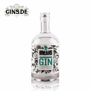 Flasche Breaks Premium London Dry Gin