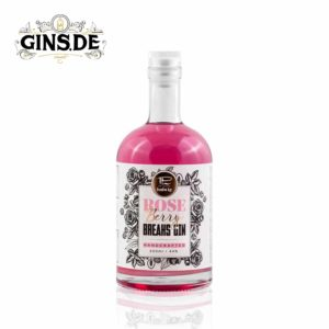 Flasche Breaks Rose Berry Gin