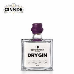 Flasche Copenhagen Distillery Dry Gin