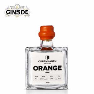 Flasche Copenhagen Distillery Orange Gin