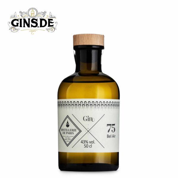 Flasche Distillerie De Paris Gin