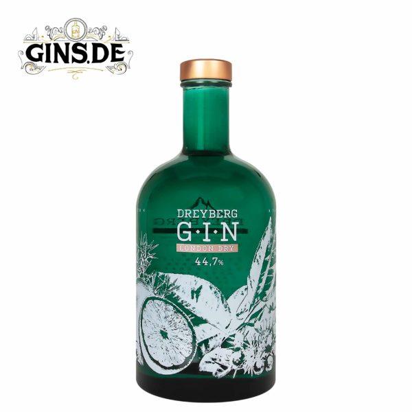 Flasche Dreyberg London Dry Gin