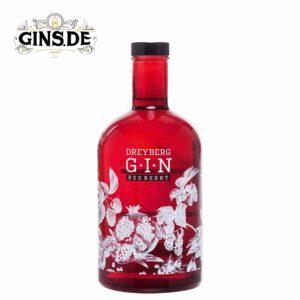 Flasche Dreyberg Redberry Gin