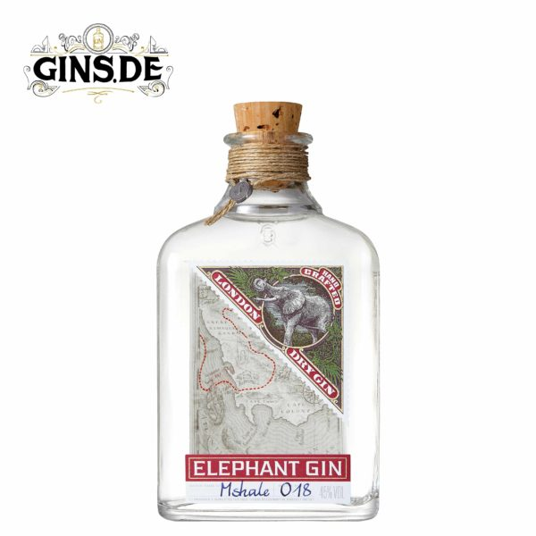 Flasche Elephant London Dry Gin