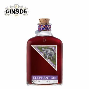 Flasche Elephant Sole Gin