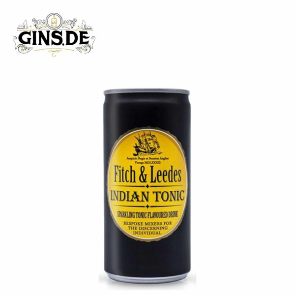 Dose Fitsch and Leedes Indian Tonic