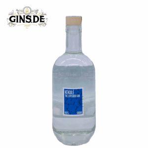 Flasche Kekule Gin