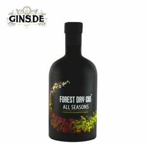 Flasche Forest Dry Gin All Seasons