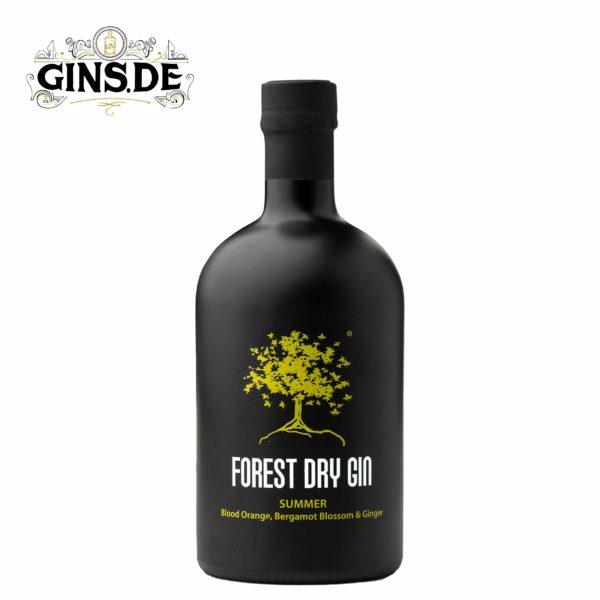 Flasche Forest Dry Gin Summer