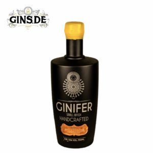 Flasche Ginfer Handcrafted Chilli Pineapple