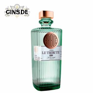 Flasche Le Tribute Gin