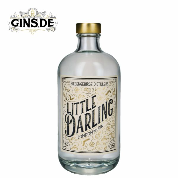 Flasche Little Darling London Dry Gin