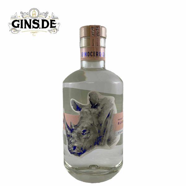 Flasche Rinocero Gin