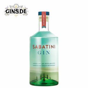 Flasche Sabatini London Dry Gin