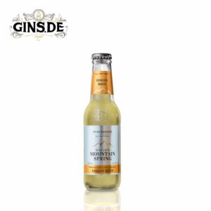 Flasche Swiss Mountain Ginger Beer