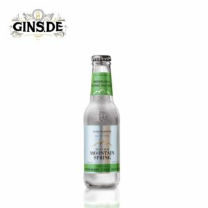 Flasche Swiss Mountain Rosemary Tonic Water
