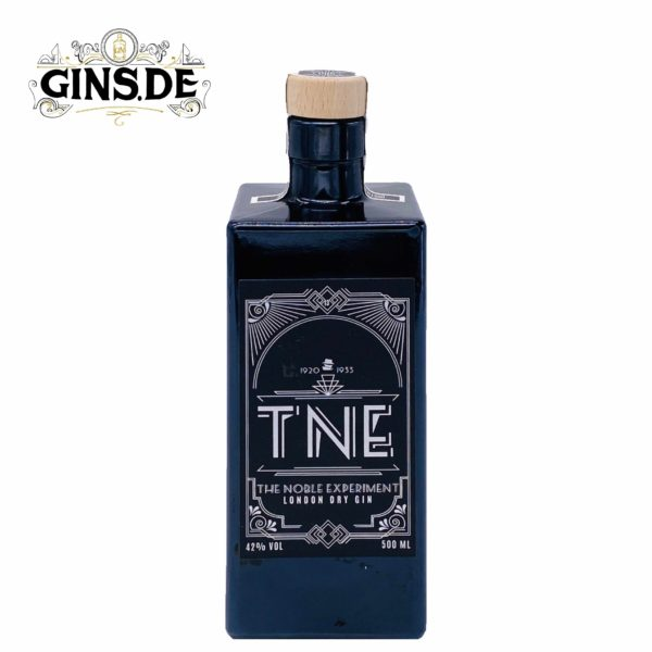 Flasche Darmstadt Distillers TNE The Noble Experiment