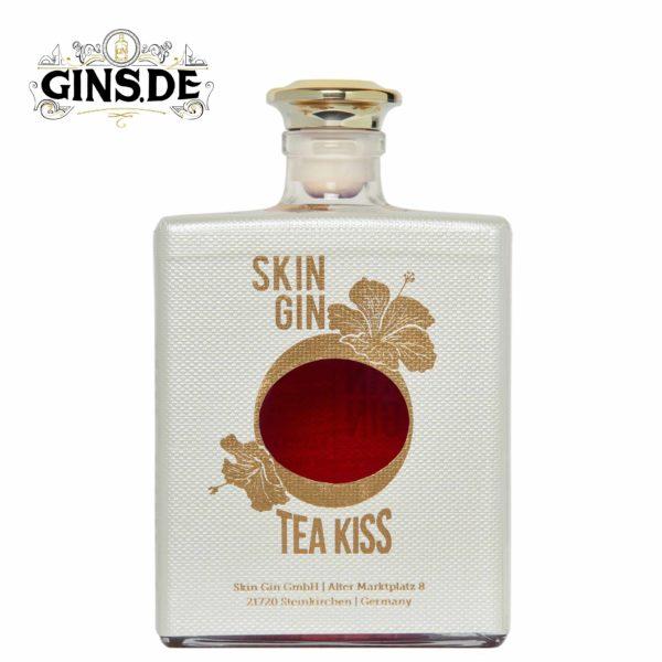 Flasche Skin Gin Tea Kiss vorne