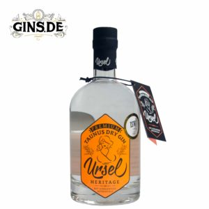 Flasche Ursel Heritage Dry Gin