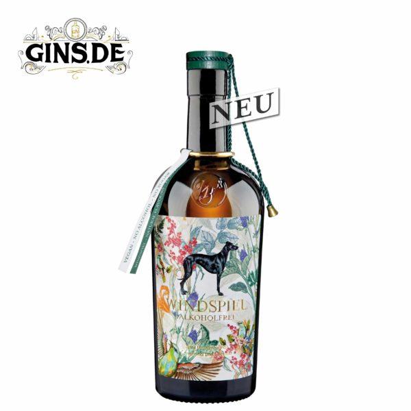 Flasche Windspiel Alkoholfrei