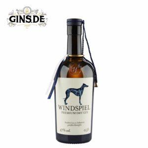 Flasche Windspiel Premium Dry Gin