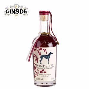 Flasche Windspiel Premium Sole Gin