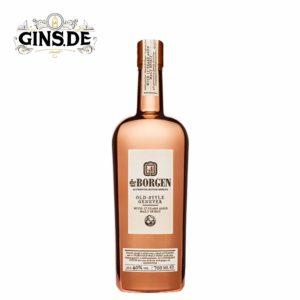 Flasche de Borgen old Style