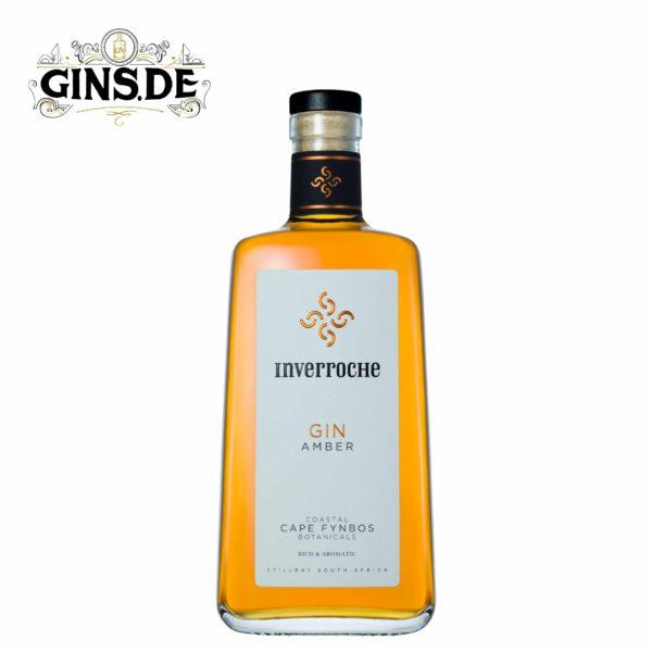Flasche Inverroche Amber Gin