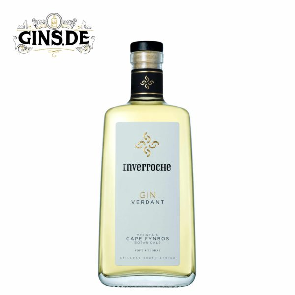 Flasche Inverroche Verdant Gin