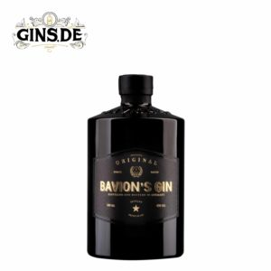 Flasche Bavions Premium Gin Original