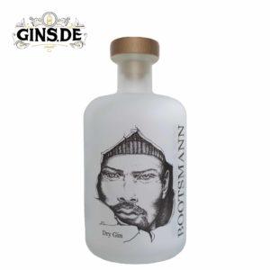 Flasche Bootsmann Dry Gin