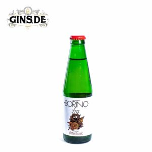 Flasche Tonic Water Borino fizz Bittertonic