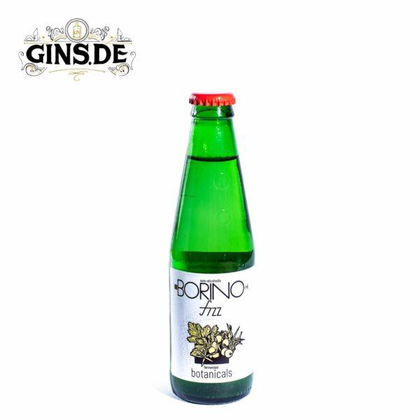 Flasche Tonic Water Borino fizz botanicals