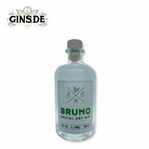 Flasche BRUNO Dry GIN