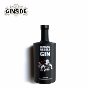 Flasche Freedom Rebel Berlin Dry Gin