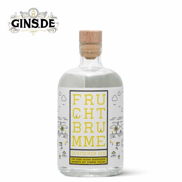 Flasche Fruchtbrumme Gin