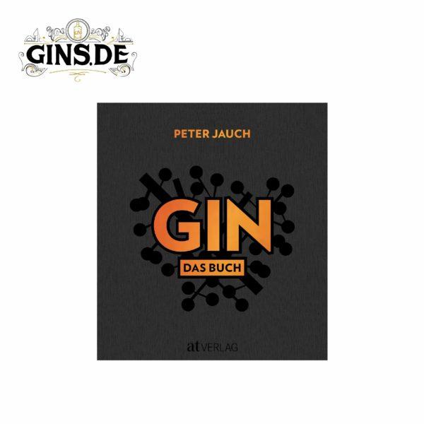 Foto Titelseite Gin das Buch