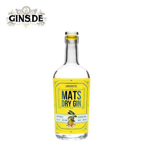 Flasche MATS Premium Dry Gin