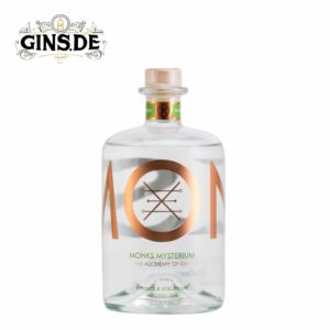 Flasche Monks Mysterium Infused Gin