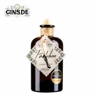Flasche Paulchen Dry Gin