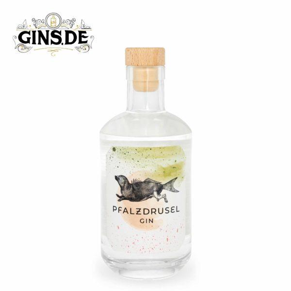 Flache Pfalzdrusel Gin