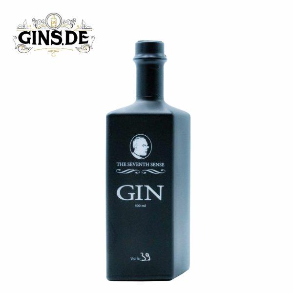 Flasche The Seventh Sense Gin