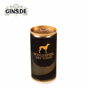 Dose Windspiel Dry Tonic Water