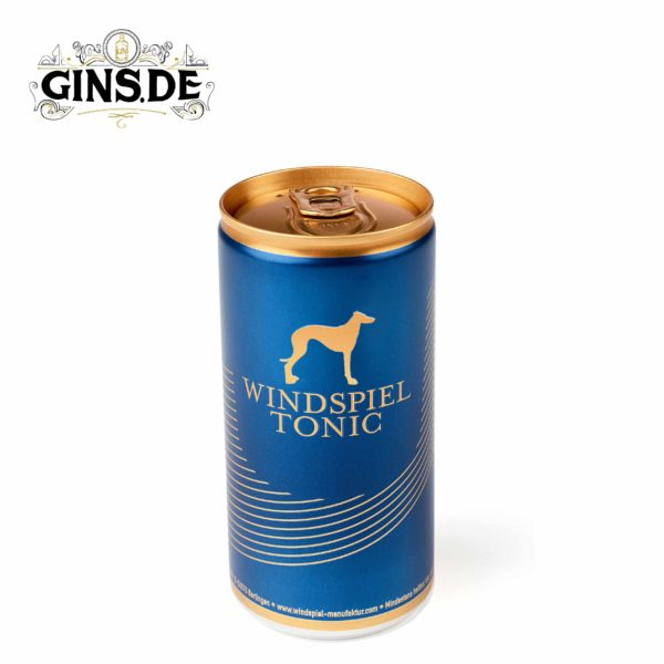 Dose Windspiel Tonic Water