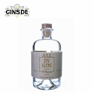 Flasche ALL IN GIN